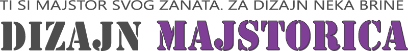dizajn majstorica logo